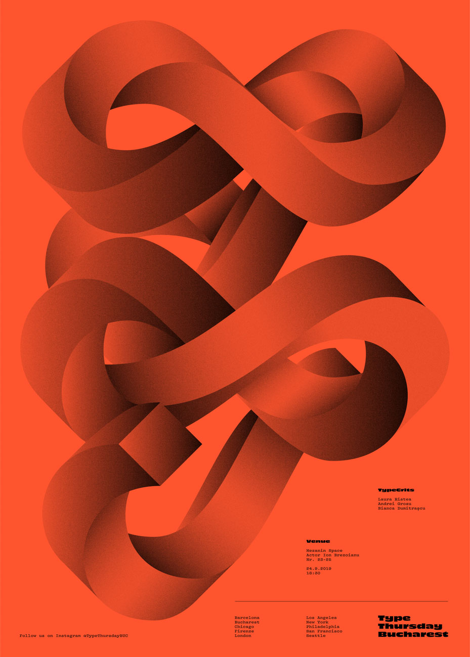 Type Thursday Bucharest—October TDC ECV