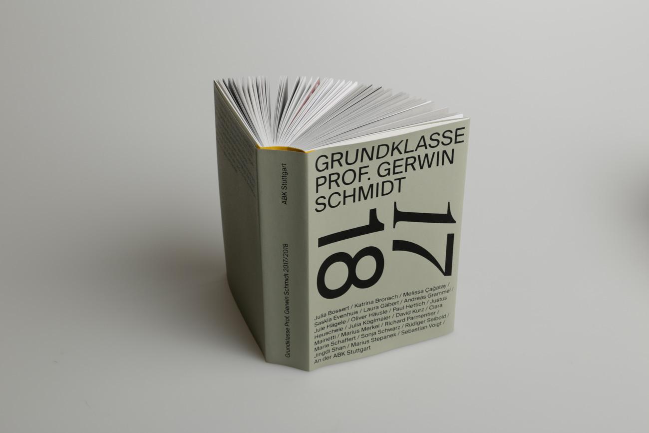 Grundklasse Prof. Gerwin Schmidt 17/18