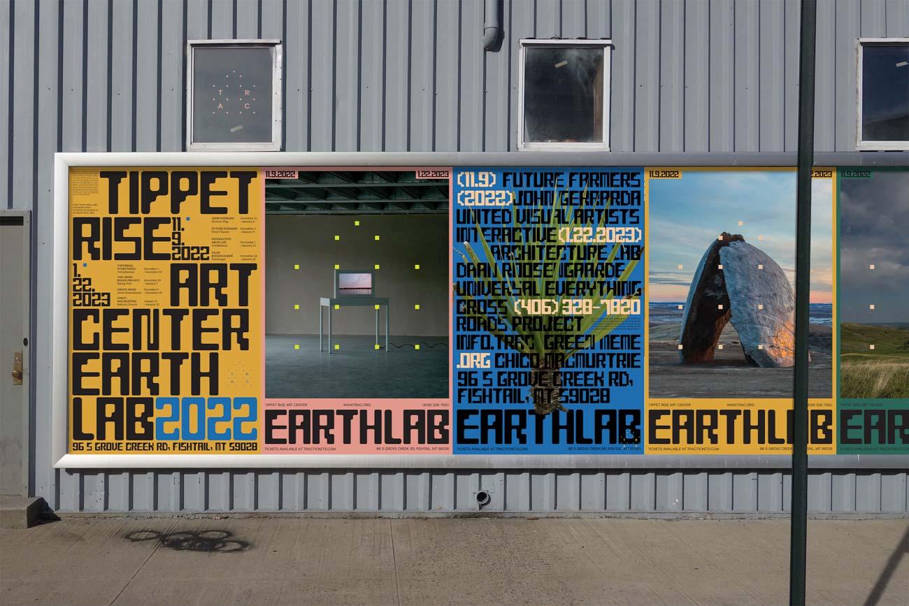 Tippet Rise Art Center Rebrand