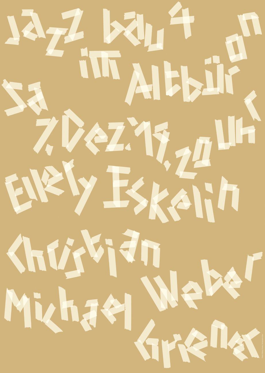 Ellery Eskelin-Christian Weber-Michael Griener TDC ECV