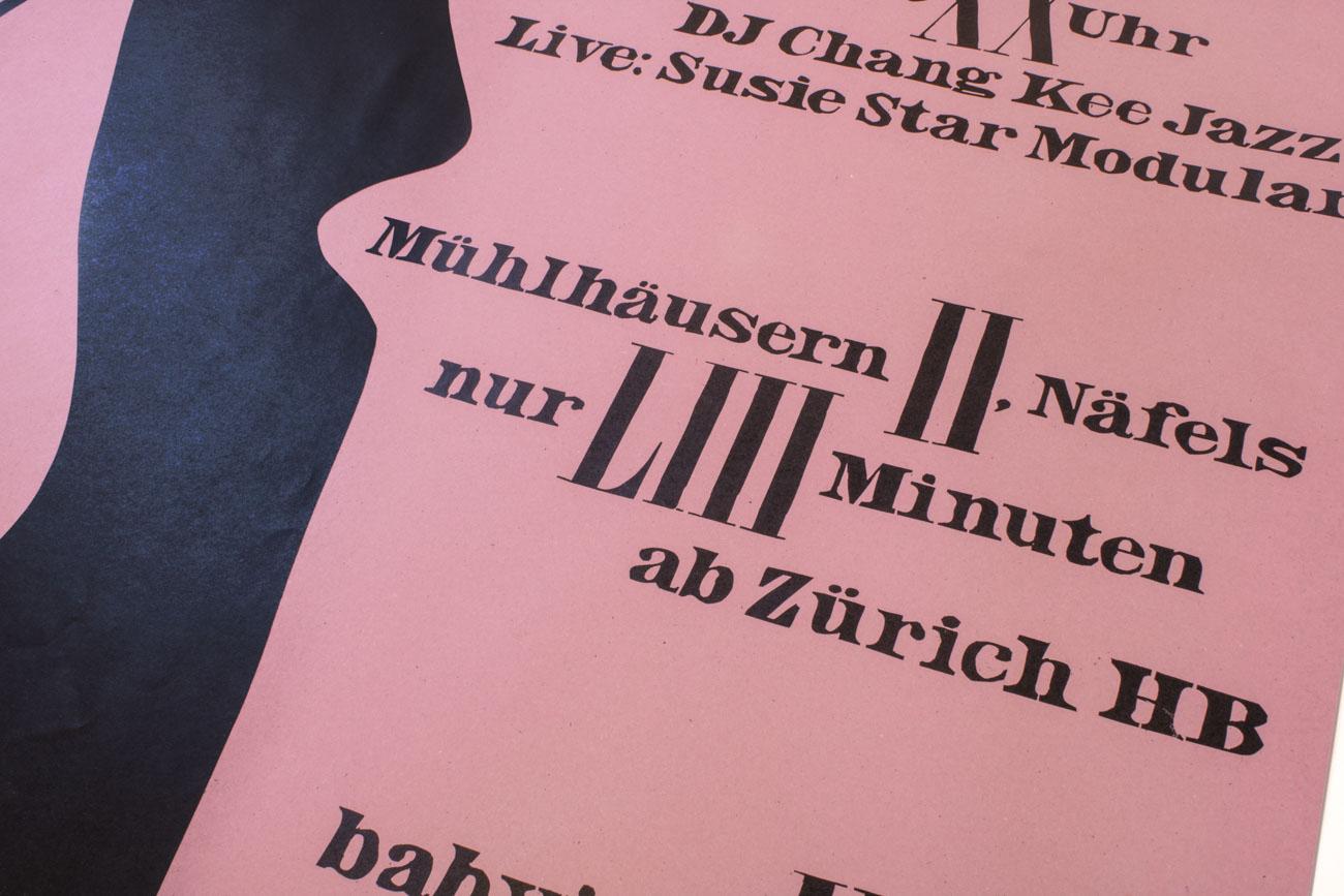X-Jahre Atelier in Näfels TDC ECV