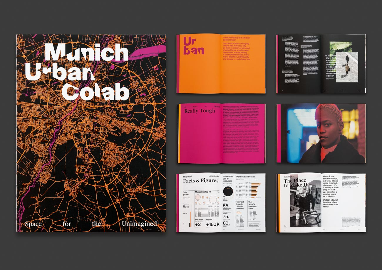 Munich Urban Colab—Space for the Unimagined TDC ECV