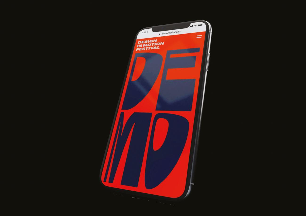 DEMO—Design in Motion Festival TDC ECV