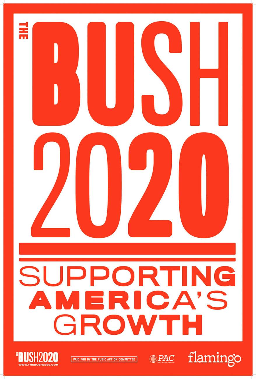 The Bush 2020 TDC ECV