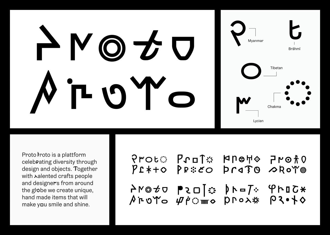 Proto Proto—Prototyping New Aesthetics TDC ECV